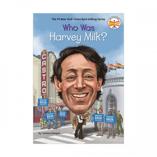 Who Was Harvey Milk? (Paperback)