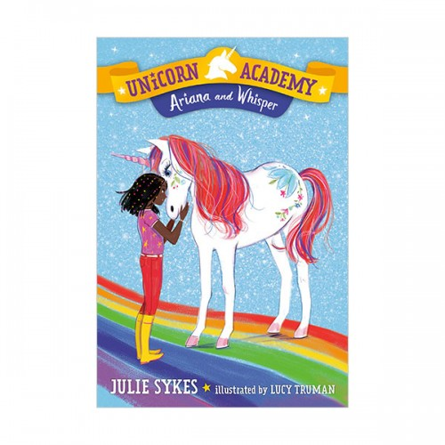 Unicorn Academy #08 : Ariana and Whisper (Paperback)