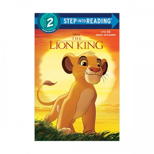 Step Into Reading 2 : Disney The Lion King : The Lion King (Paperback)