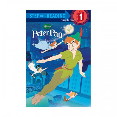 Step Into Reading 1 : Disney Peter Pan(Paperback)