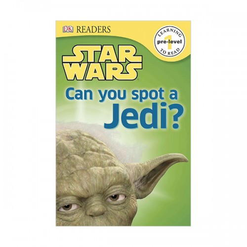 DK Readers Pre-Level : Star Wars : Can You Spot a Jedi? : Find Out How to Tell a Droid from a Jedi! (Paperback)