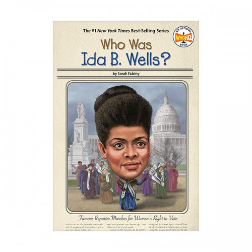 Who Was Ida B. Wells? (Paperback)