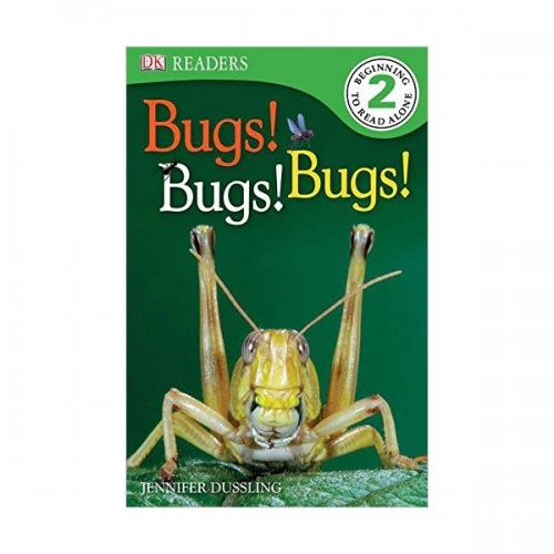 DK Readers Level 2 : Bugs Bugs Bugs! (Paperback)