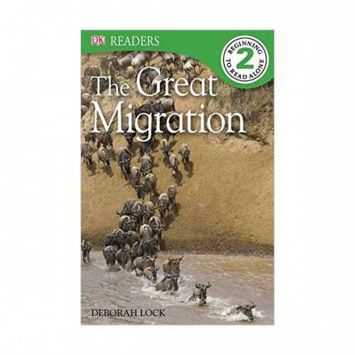 DK Readers Level 2 : The Great Migration (Paperback)