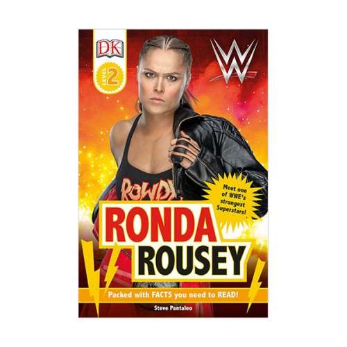DK Readers Level 2 : WWE Ronda Rousey (Paperback)