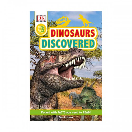 DK Readers Level 3 : Dinosaurs Discovered (Paperback)