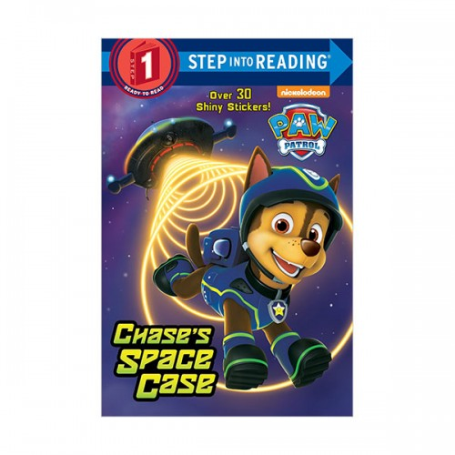 Step Into Reading 1 : Paw Patrol : Chase's Space Case (Paperback)