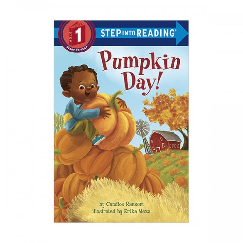 Step Into Reading 1 : Pumpkin Day! (Paperback)