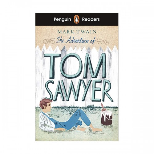 Penguin Readers Level 2 : The Adventures of Tom Sawyer (Paperback, 영국판)