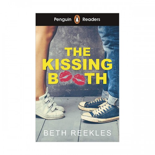 Penguin Readers Level 4 : The Kissing Booth (Paperback, 영국판)