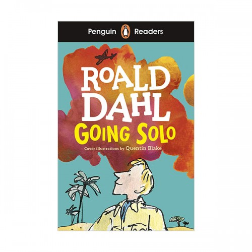 Penguin Readers Level 4 : Going Solo (Paperback, 영국판)