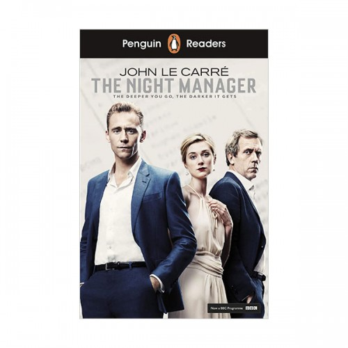 Penguin Readers Level 5 : The Night Manager (Paperback, 영국판)