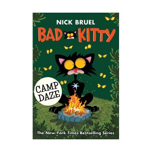 Bad Kitty : Camp Daze (Paperback)