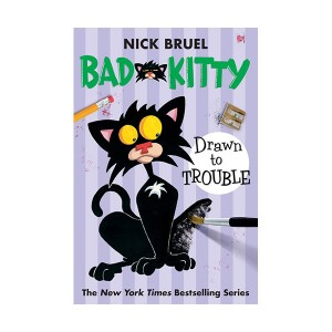 Bad Kitty : Drawn to Trouble (Paperback)