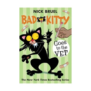 Bad Kitty : Goes to the Vet (Paperback)