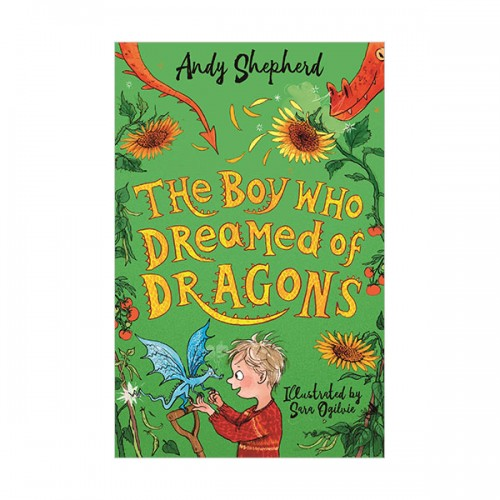 The Boy Who Grew Dragons #04 : The Boy Who Dreamed of Dragons (Paperback, 영국판)