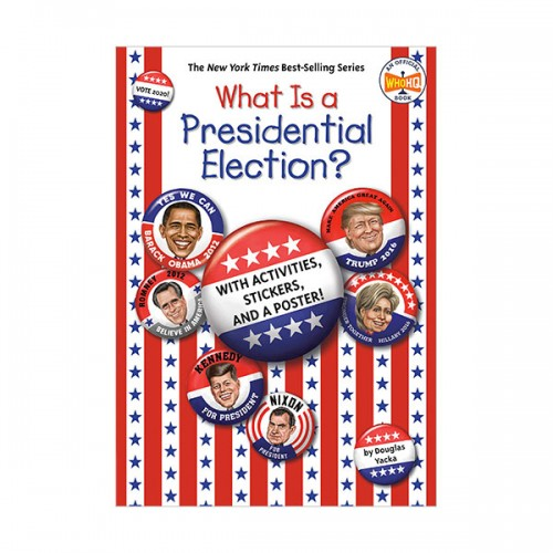 What Is a Presidential Election? (Paperback)