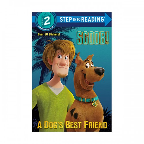 Step Into Reading 2 : Scooby-Doo : SCOOB! A Dog's Best Friend (Paperback)