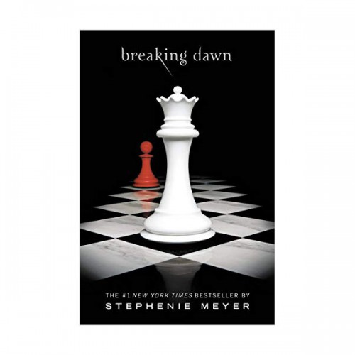 트와일라잇 4편 : The Twilight Saga #04 : Breaking Dawn (Paperback)
