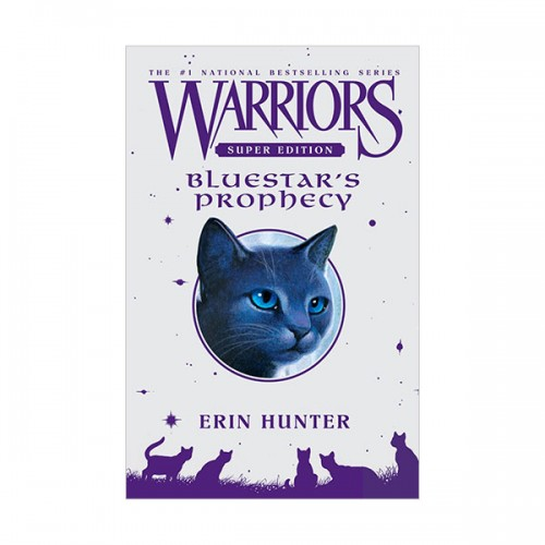 Warriors Super Edition #02 : Bluestar's Prophecy (Paperback)