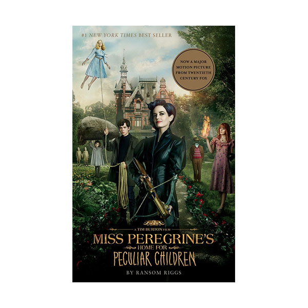 [모닝캄 2012-13] Miss Peregrine's Home for Peculiar Children #01 (Paperback, Movie Tie-In)