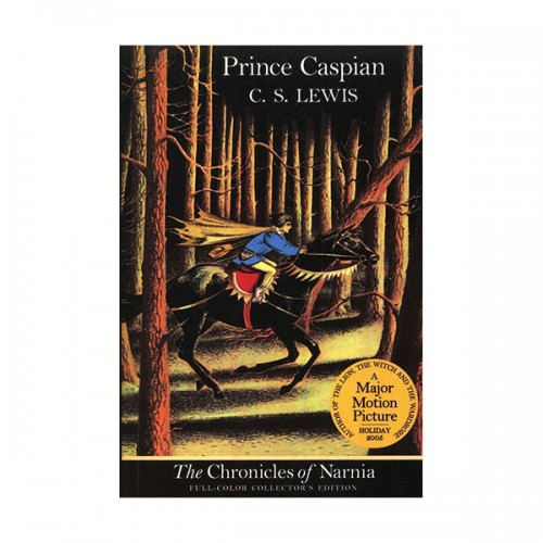 The Chronicles of Narnia #04 : Prince Caspian (Paperback, Full Color Edition)