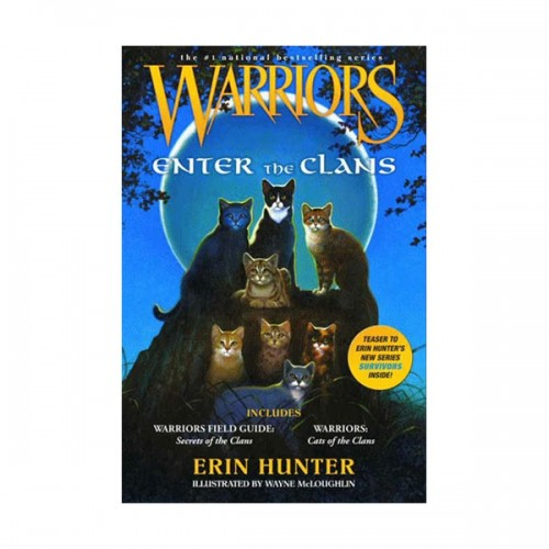 Warriors Field Guide: Enter the Clans (Paperback)