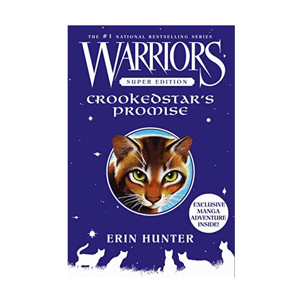 Warriors Super Edition #04 : Crookedstar's Promise (Paperback)