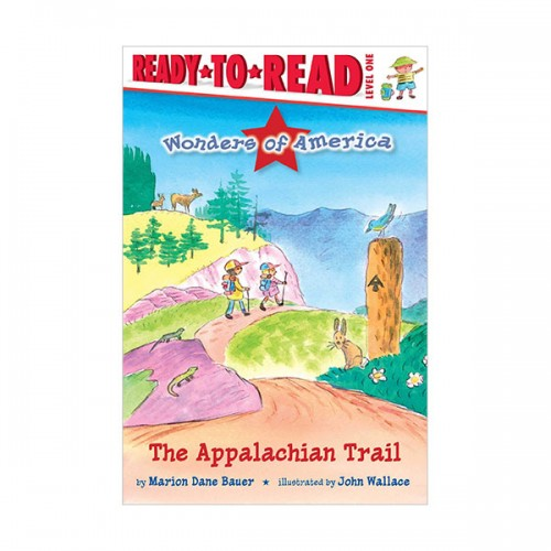 Ready To Read 1 : Wonders of America : The Appalachian Trail (Paperback)