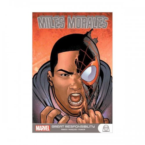 Miles Morales : Great Responsibility (Paperback)