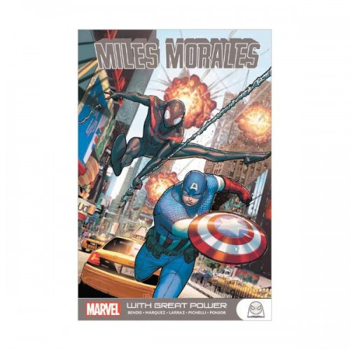 Miles Morales : With Great Power (Paperback)