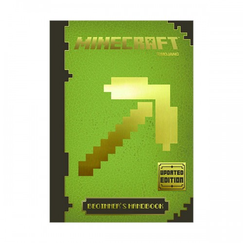 Minecraft Beginner's Handbook (Hardcover, Updated Edition)