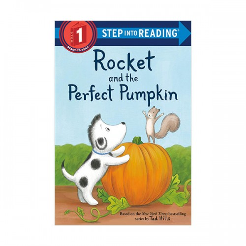 Step Into Reading 1 : Rocket and the Perfect Pumpkin (Paperback)