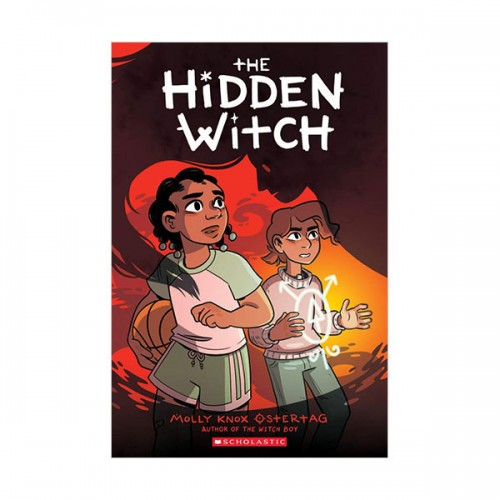 The Witch Boy  #02 : The Hidden Witch : Graphic Novel (Paperback, Full Color)