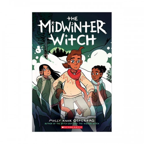 The Witch Boy Series #03 : The Midwinter Witch : Graphic Novel (Paperback, Full Color)