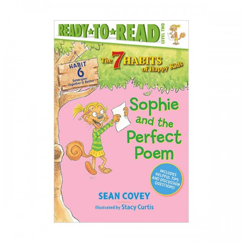 Ready to read 2 : The 7 Habits of Happy Kids : Sophie and the Perfect Poem (Paperback)
