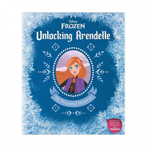 Disney Frozen 2 : Unlocking Arendelle: My Treasured Memories (Hardcover)