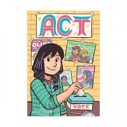 A Click Graphic Novel #03 : Act (Paperback)