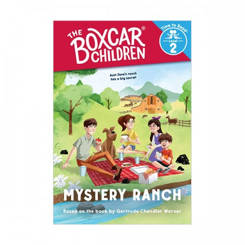 The Boxcar Children : Time to Read Level 2 : Mystery Ranch (Paperback)