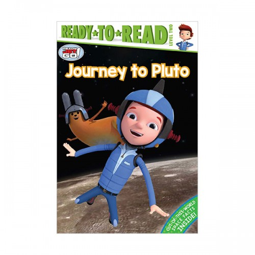 Ready to read 2 : Ready Jet Go! : Journey to Pluto (Paperback)