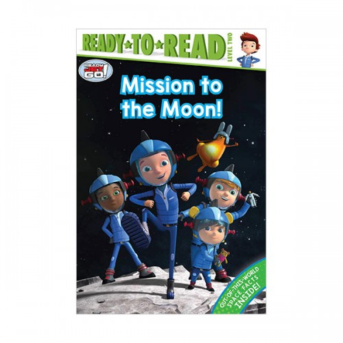 Ready to read 2 : Ready Jet Go! : Mission to the Moon! (Paperback)