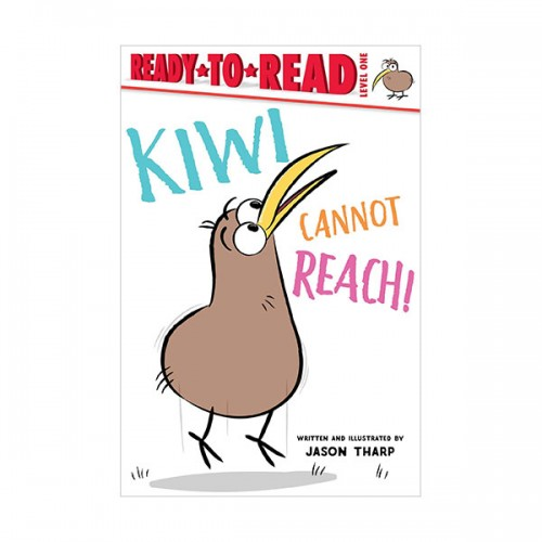 Ready to Read 1 : Kiwi Cannot Reach! (Paperback)