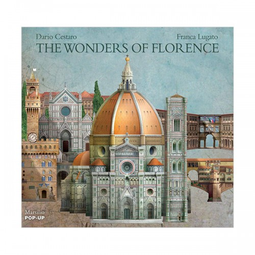 The Wonders of Florence Pop-Up (Hardcover)