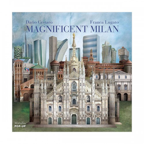 Magnificent Milan Pop-Up (Hardcover)