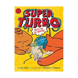 Super Turbo #07 : Meets the Cat-Nappers (Paperback)