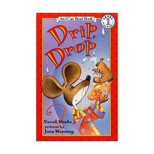 I Can Read Level 1 : Drip, Drop (Paperback)