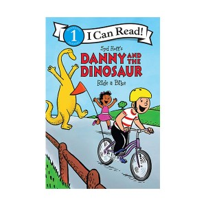 I Can Read 1 : Danny and the Dinosaur Ride a Bike (Paperback)