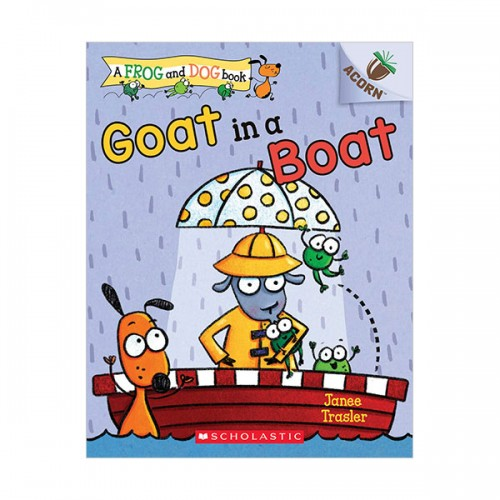 Frog and Dog #02 : Goat in a Boat (Paperback)