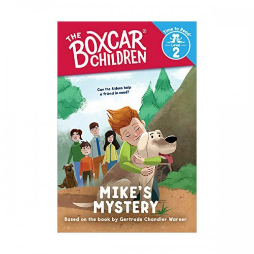 The Boxcar Children : Time to Read Level 2 : Mike's Mystery (Paperback)