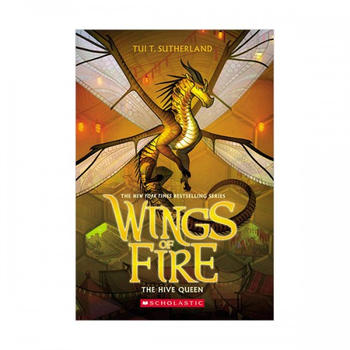 Wings of Fire #12 : The Hive Queen (Paperback)
